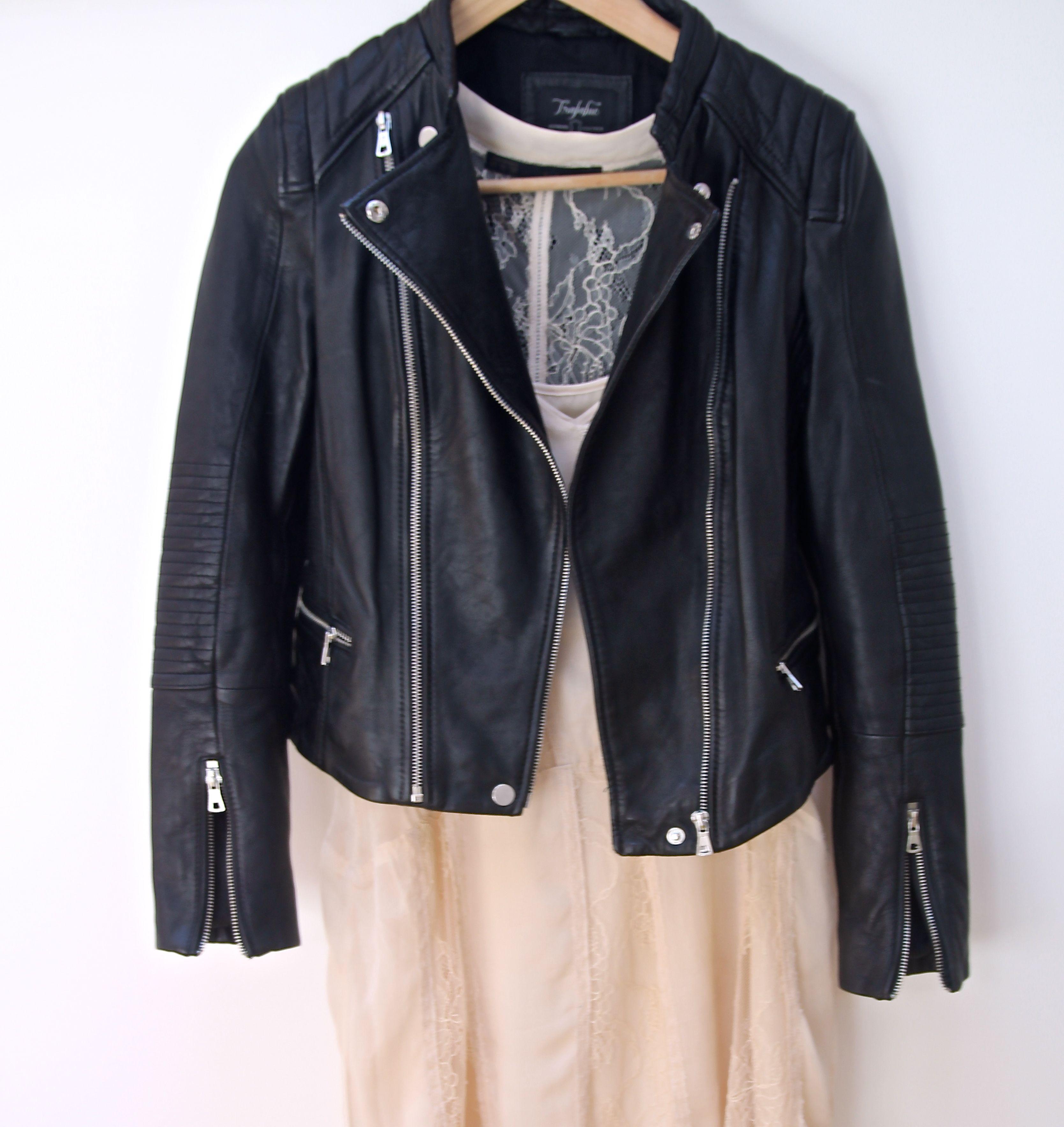 veste en cuir zara homme 2013 les vestes la mode sont. Black Bedroom Furniture Sets. Home Design Ideas