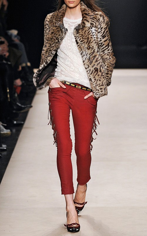 Ready to wear Fall Winter 2012 Isabel_Marant Paris March 2012