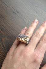 Pyramid Ring - Uncovet - $ 80