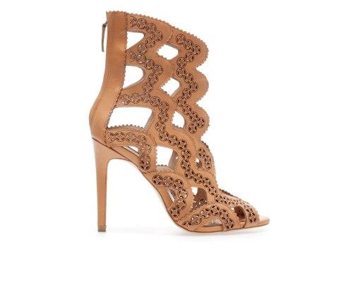 Sandales en cuir - Zara - 99 Euros