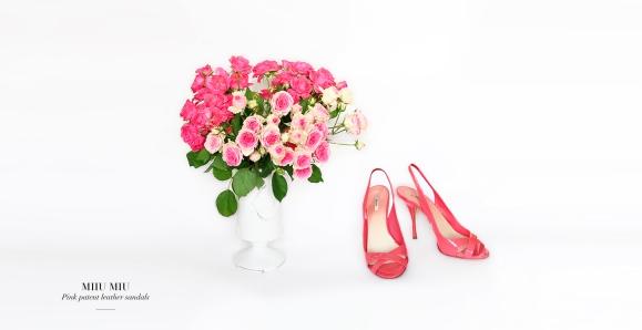 Chaussures Chloé sur Louise in Paris