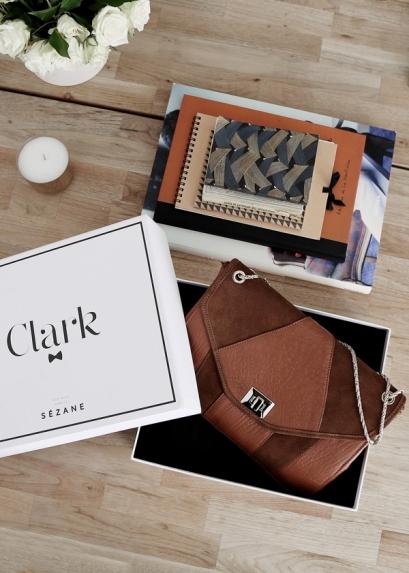 Sac Clark sur Sézane - 310 Euros